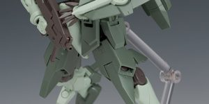 A Wakening of the Trailblazer: P-Bandai HG 1/144 GN-X IV Mass Production Type REVIEW