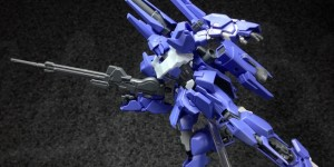 HGBF 1/144 MEGA-SHIKI ASSEMBLED: Full Photoreview No.47 Images, Info