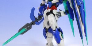 FULL DETAILED REVIEW: RG 1/144 00 QAN[T]: No.108 Big Size Images, Info