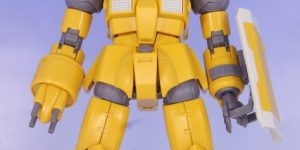 [FULL REVIEW] HG GTO MSD 1/144 RCX-76-01 GUNCANNON MOBILITY / FIREPOWER TEST TYPE. Many Images