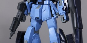 HGUC 1/144 RX-80PR PALE RIDER [Ground Heavy Equipment Type]: Assembled. Full Photoreview No.36 Images