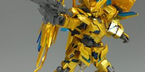 HGUC 1/144 UNICORN GUNDAM 03 PHENEX (Destroy Mode) NARRATIVE Ver. REVIEW