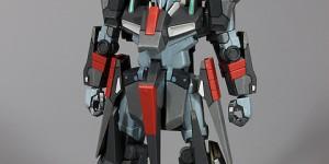 P-Bandai HGUC 1/144 MSZ-008 ZII Travis Kirkland Color: Assembled. Full Photoreview No.31 Images