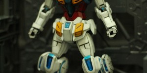 HG 1/144 Gundam G-Self: Work by Aldrin Santos (Philippines) Photoreview, Info