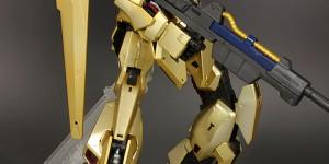 MG 1/100 HYAKU-SHIKI Ver.2.0 assembled: Full PHOTO REVIEW No.60 Images