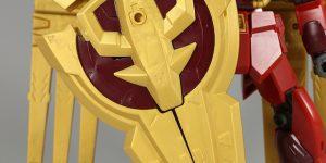 HGBD:R 1/144 Nu ZEON GUNDAM REVIEW
