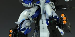 [FULL DETAILED REVIEW] METALBUILD 1/100 MBF-P03 GUNDAM ASTRAY BLUE FRAME FULL-WEAPONS: No.61 Images