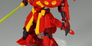 HGUC 1/144 R-JARJA REVIEW (No.60 images, credit)
