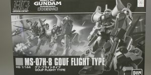 hobbynotoriko's Review P-Bandai HGUC GOUF FLIGHT TYPE images