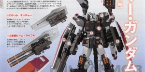 HOBBY MAGAZINES SCANS: UPCOMING Gunpla, Robot Spirits A.N.I.M.E, Ka.Signature