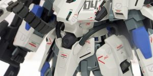 MG 1/100 FAZZ Ver.Ka the latest test shots