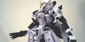 [PAPERCRAFT] RX-124 Gundam TR-6 (Woundwort): Work by creepynoise. Full PHOTO REVIEW, Info