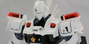 threezero's Ingram Unit 1 from Patlabor: REVIEW, Full Info