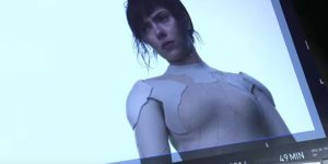 [UPDATE] Ghost in The Shell (攻殻機動隊) SCARLETT JOHANSSON Behind the Scenes: NEW Big Size Screens