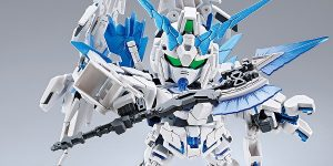 BB senshi Gundam Base Limited Unicorn Gundam Perfectibility