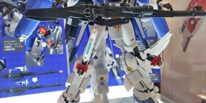 METAL ROBOT魂 (Ka signature) MSA-0011[Ext] Ex-s GUNDAM on display @ 56th All Japan Model Hobby Show 2016: Big Size Images, Info Release