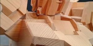 Amazing Mecha and Gundam Series Made of Wood on Display @ Tokyo!!! PHOTOREPORT No.27 Images