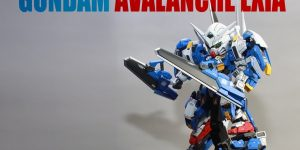 0nam5043's Latest Work: SD GUNDAM AVALANCHE EXIA. Full REVIEW (A Lot of Images)