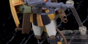 [FULL REVIEW] ROBOT魂 MS-06 ZAKU CANNON. Many images, Info