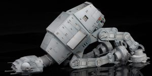 [schizophonic9's WORK REVIEW] Bandai x Star Wars DIORAMA 1/144 scale: AT-AT AT-ST and SNOWSPEEDER (No.62 Images)