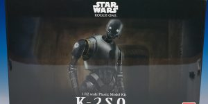 [FULL DETAILED REVIEW] Bandai x Star Wars Rogue One 1/12 K-2SO (Kay-Tuesso): No.41 Big Size Images