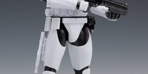 Star Wars: The Rise of Skywalker Bandai 1/12 First Order Stormtrooper REVIEW
