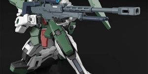 MG 1/100 GUNDAM DYNAMES: NEW Official Images, Info