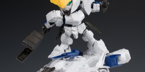 FULL REVIEW: BB senshi No.401 GUNDAM BARBATOS DX. A Lot of Big Size Images