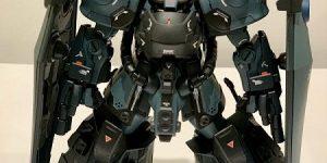 breytamhk's High Mobility Full Armor Gouf Custom
