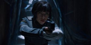 [UPDATE] Ghost in The Shell(攻殻機動隊) SCARLETT JOHANSSON: Big Size Screens