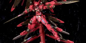 REVIEW METAL BUILD 1/100 AVALUNG OP-Set for GUNDAM ASTRAEA TYPE-F Tamashii Web Exclusive (No.39 images, credit)