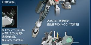 HGBF 1/144 CHERUDIM GUNDAM SAGA TYPE.GBF just added NEW Official Images, Info Release