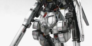 apaaiapa's MG 1/100 RX-93 Nu GUNDAM Ver.Ka FINAL BATTLE CUSTOM: Photoreview Big Size Images