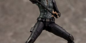 S.H.Figuarts BLACK WIDOW (Avengers Infinity War) REVIEW
