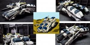 ヒトマロ&黒猫QOO's Garage Kit RX-92L.A.S G-COMMANDER: Full Photo Review No.25 Big Size Images, Info