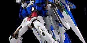 FULL REVIEW: P-Bandai METAL ROBOT魂 XN RAISER + SEVEN SWORD PARTS SET. Many Images
