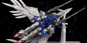 FULL REVIEW: GFF METAL COMPOSITE WING GUNDAM ZERO EW CUSTOM. No.88 Images !!!