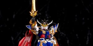 Tamashii Exclusive Metal Robot Spirits LIU BEI GUNDAM Real Type ver. REVIEW