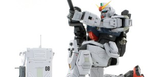 MG 1/100 RX-79[G] Gundam: Remodeling Work by takechako. Full REVIEW, Info
