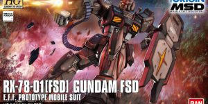 FULL REVIEW HG GTO 1/144 RX-78-01[FSD] GUNDAM FSD many images