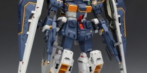 TEAM ZEONIC's Latest Amazing Work: G-System 1/72 scale RX-121 GUNDAM TR-1 [HAZEL]. FULL REVIEW!