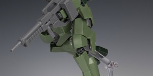[Full Detailed Review] HG 1/144 Graze Standard Type / Commander Type: No.57 Big Size Images, Info