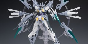 HGBD 1/144 GUNDAM AGE II MAGNUM SV ver. REVIEW (No.70 images, credit)