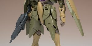 FULL REVIEW: P-Bandai HGBF 1/144 GN-XIV TYPE.GBF images
