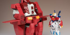 FULL REVIEW: P-Bandai HGBF 1/144 PSYCHO GM MIKIO MASHITA'S MOBILE ARMOR