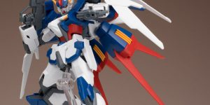 FULL REVIEW P-Bandai HGBF 1/144 TALL STRIKE GUNDAM GLITTER many images
