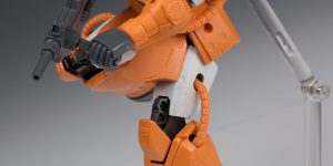 [Full detailed Review] P-Bandai HG GTO 1/144 MS-04 BUGU