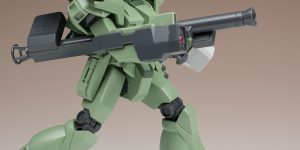 FULL REVIEW: P-Bandai HGUC 1/144 RGM-89DEW EWAC JEGAN, many images