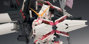 FULL REVIEW: HGUC 1/144 RX-0 FULL ARMOR UNICORN GUNDAM [DESTROY MODE / RED COLOR VER.] No.46 Big Size Images, info