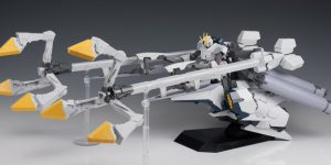 HGUC 1/144 RX-9/A NARRATIVE GUNDAM A-PACKS REVIEW: No.100 images, credit
